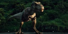 Why T-Rex Is The Main Character Of Jurassic World: Dominion's First Footage Instead Of Chris Pratt