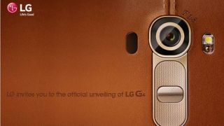 LG G4 launch officially confirmed as invites sent out