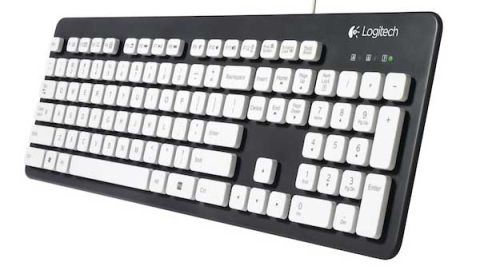 Logitech K310 Washable Keyboard review