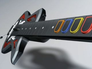 New Guitar Hero peripherals are fully customisable, with a renewed focus on heavy metal in the latest game