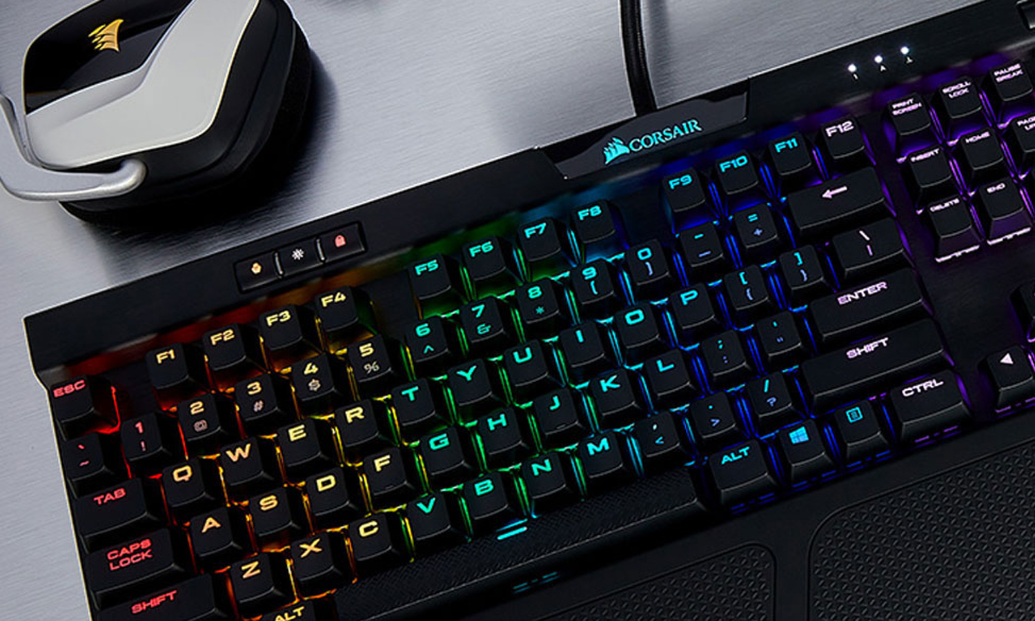 ee90862971d Corsair K70 RGB Mk.2 Review: The Best Gaming Keyboard You Can Buy | Tom's  Guide