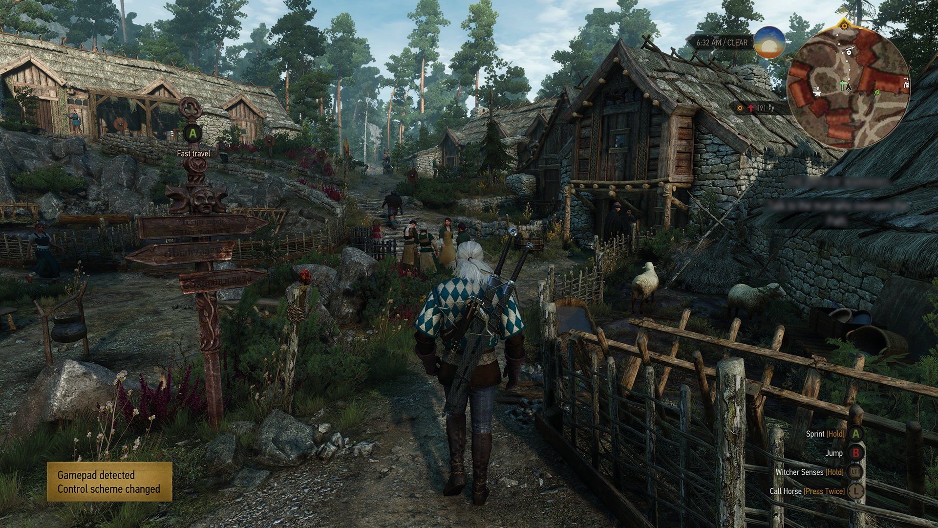 Game Witcher 3: how to get to Caer Morhen. Passage and recommendations 73