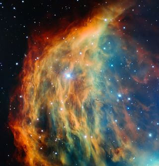 New View of Medusa Nebula