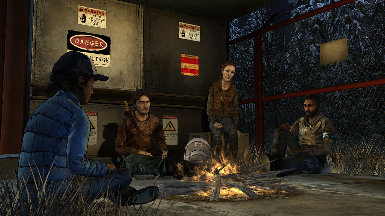 The Walking Dead: Season 2 Episode 5 review | PC Gamer