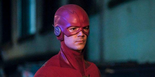 the flash season 5 barry allen