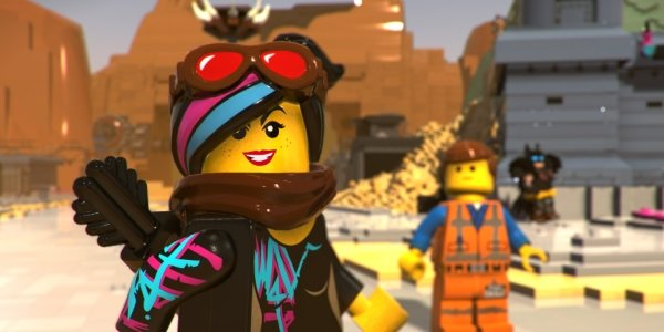 The Lego Movie 2: The Videogame