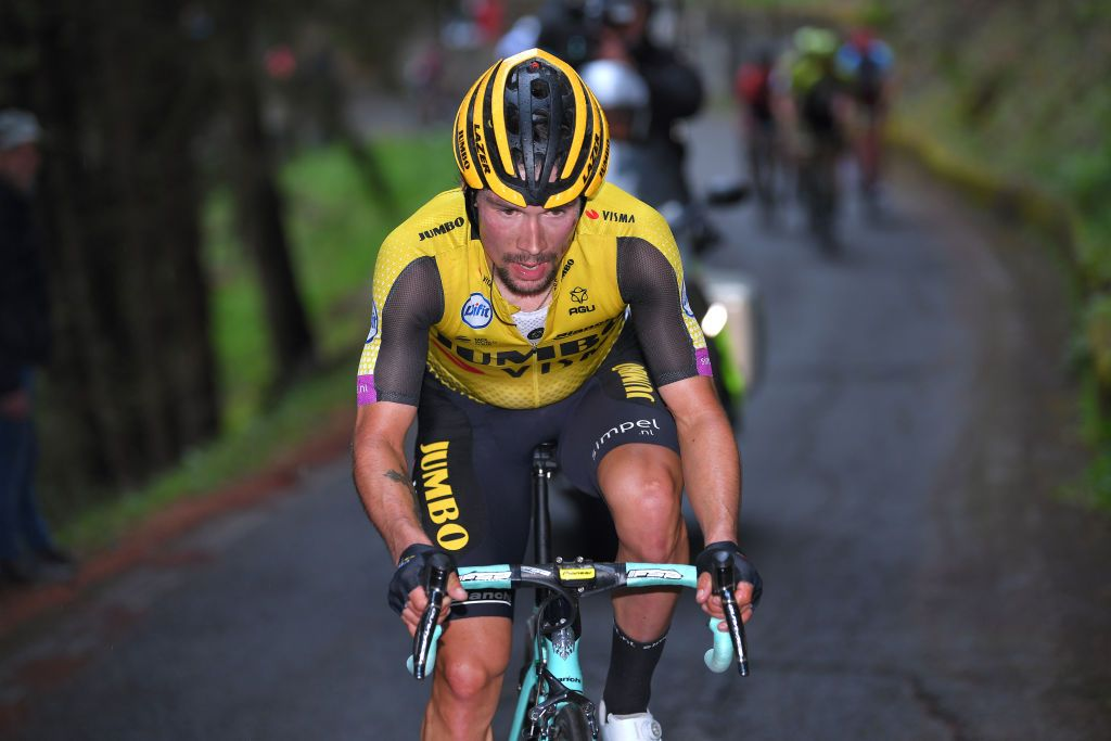 Primoz Roglic I M Prouder Of Giro Podium Than Vuelta Win Cyclingnews