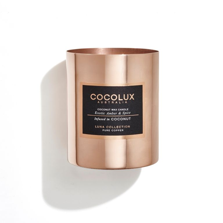 Cocolux Island Fig, Exotic Amber & Spice