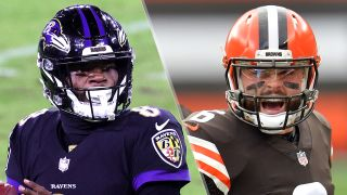 Ravens vs Browns live stream