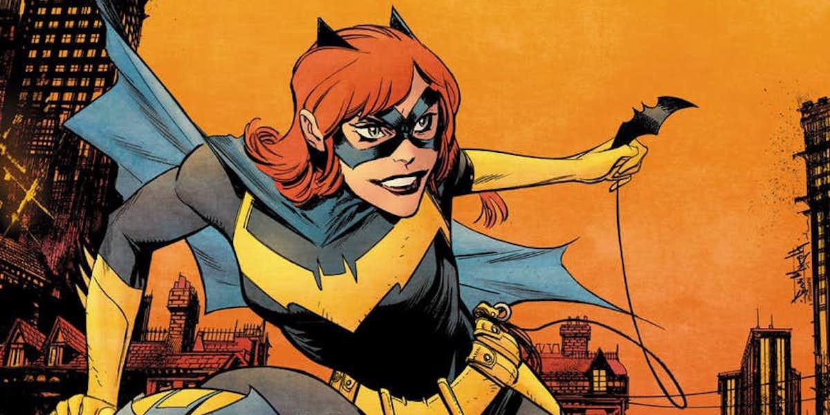 Barbara Gordon as Batgirl costume in DC Comics