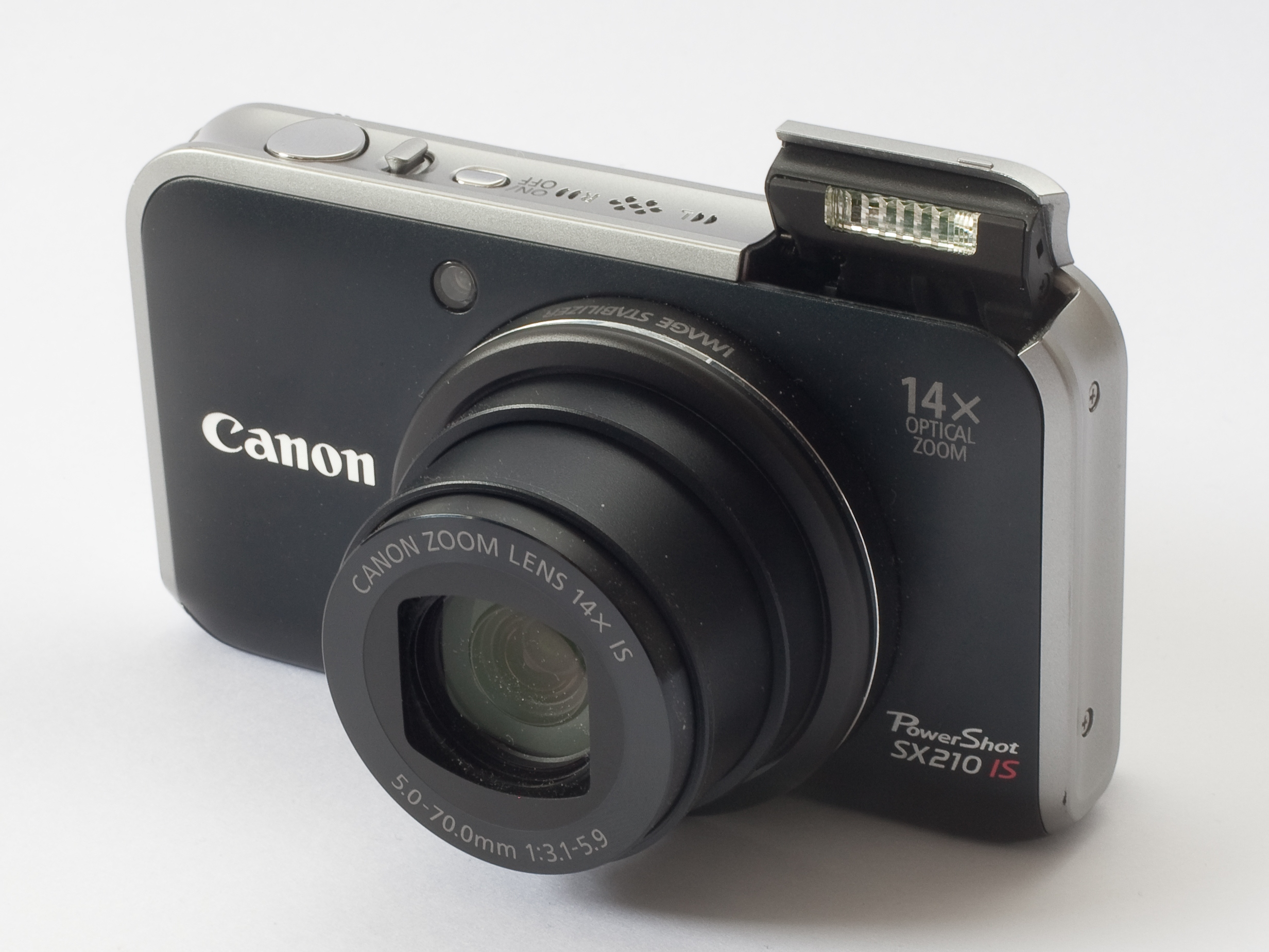 Инструкция canon sx210 is