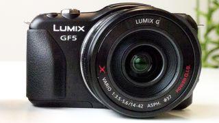 Panasonic GF5