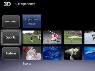 Sony 3D Experience - Bravia-o