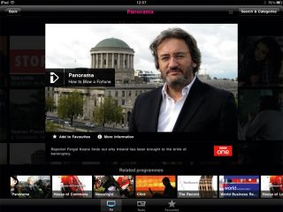 BBC - we are having our 'Kodak moment' with iPlayer
