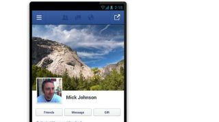 Facebook for Android update adds faster photo loads, voice messaging