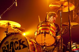 Drummer Patrick Carney explains it all