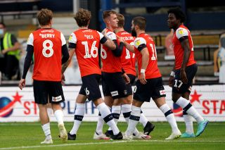 Luton Town v Blackburn Rovers – Sky Bet Championship – Kenilworth Road