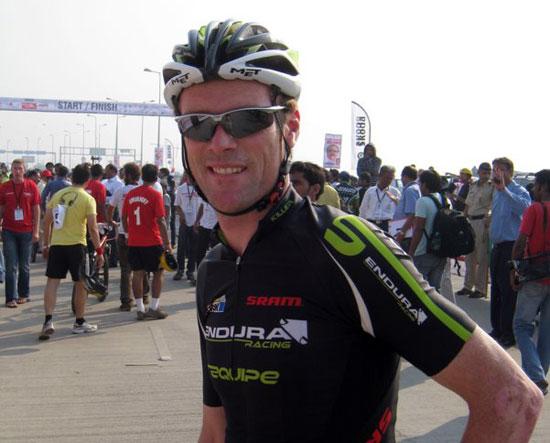 Rob Hayles 2011