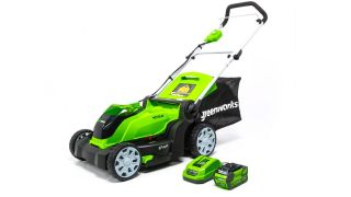 Greenworks Prime Day deal: Save $112 on an eco-friendly electric lawn mower