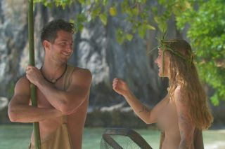 Naked and Afraid of Love on Discovery Plus