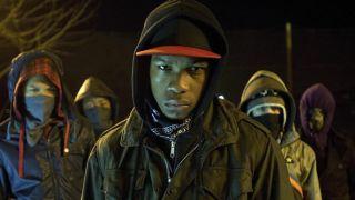 John Boyega in Attack the Block