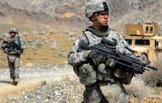 U.S. Military gear