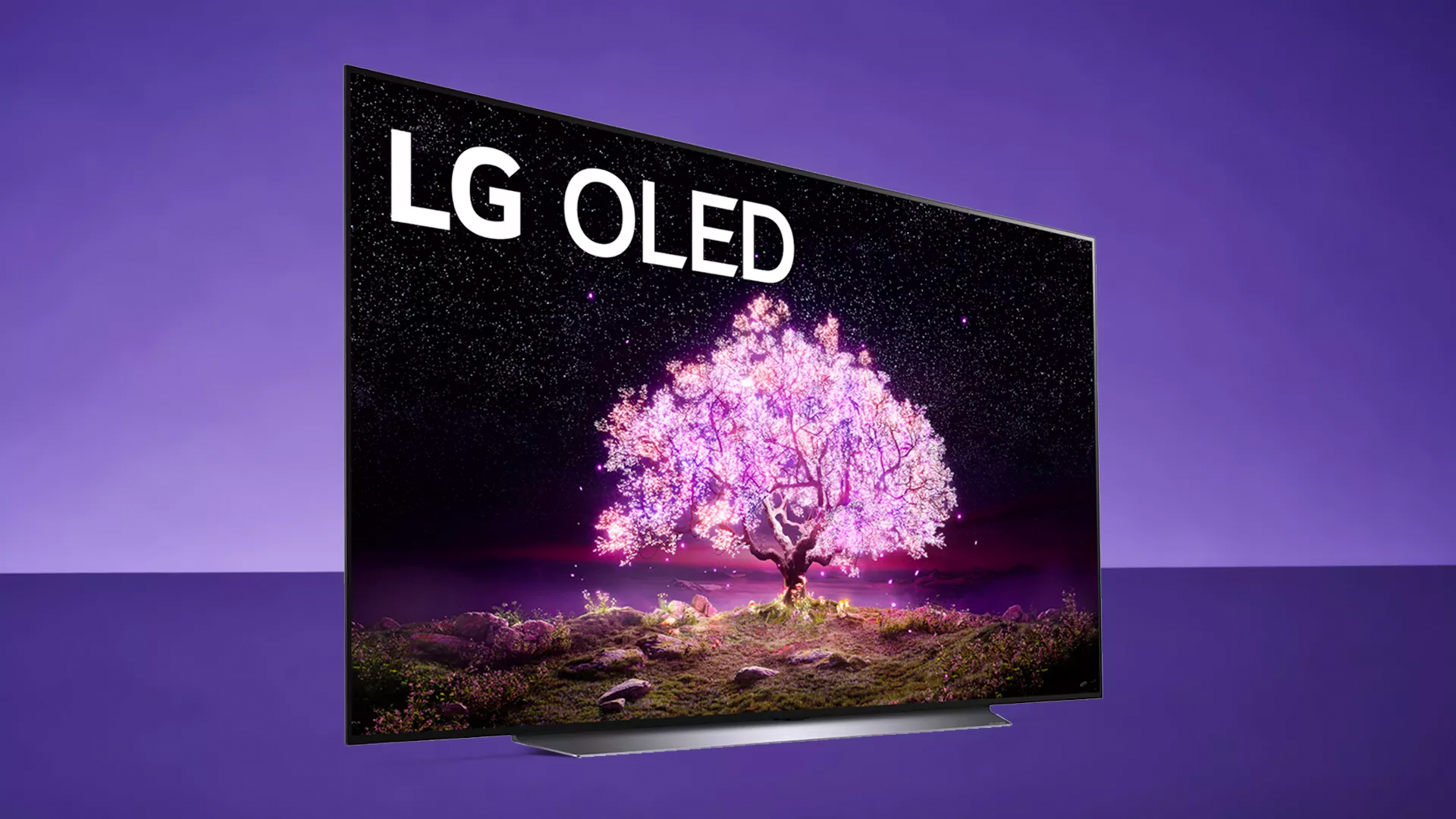 Televisor LG C1 OLED