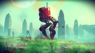 No Man's Sky Robot