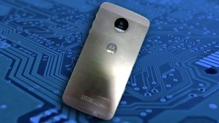 This leaked image may be the new Moto X 2016