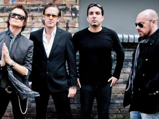 BCC from L R Glenn Hughes Joe Bonamassa Derek Sherinian and Jason Bonham