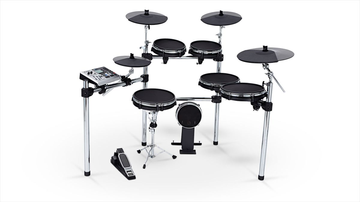 alesis dm10 x kit mesh musicradar. Black Bedroom Furniture Sets. Home Design Ideas