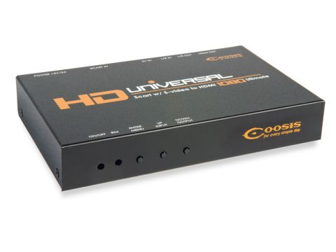 Coosis HD Universal Converter (Scart/HDMI)