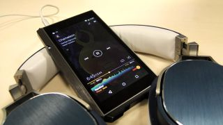Dedicated Audio Player