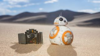 You can control a battle worn BB 8 with The Force this September