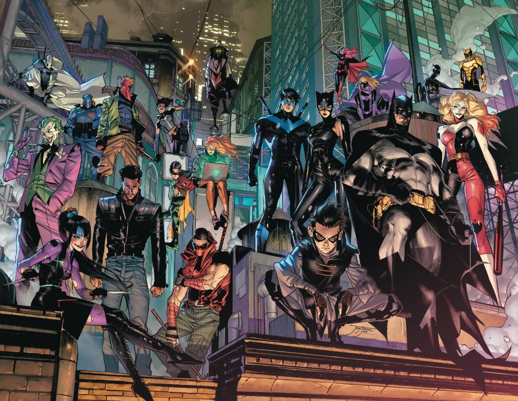 Familia batman