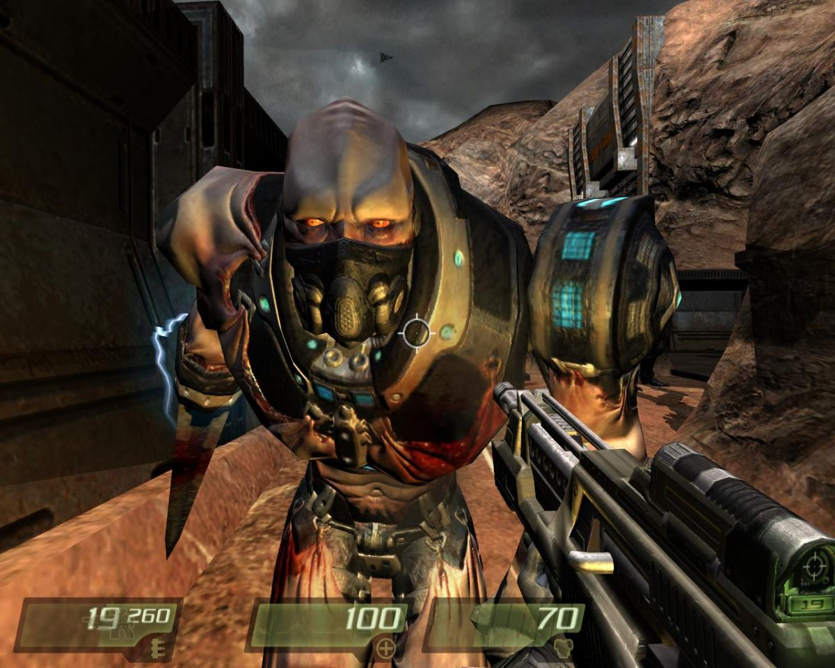 Quake 4 review   GamesRadar+
