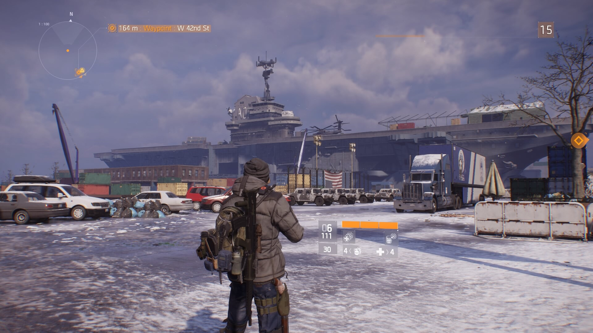 Division players escape to Central Park and beyond | PC Gamer