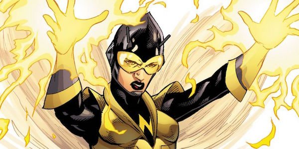 The Wasp in the comics