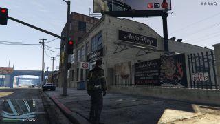 GTA Auto Shop