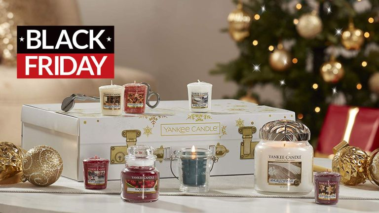 Yankee Candle Christmas Set deal for Black Friday
