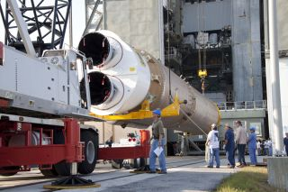 RD-180 Engine and Atlas 5 Rocket
