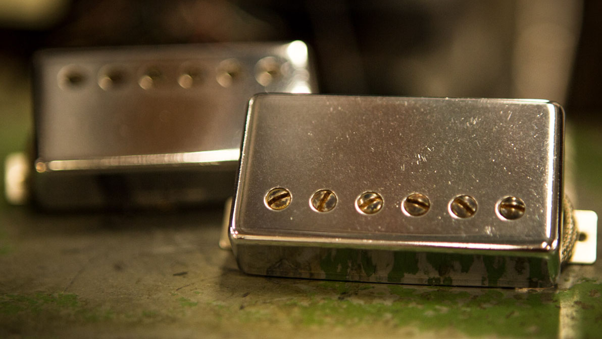 Seymour Duncan harnesses the power of AC/DC for High Voltage