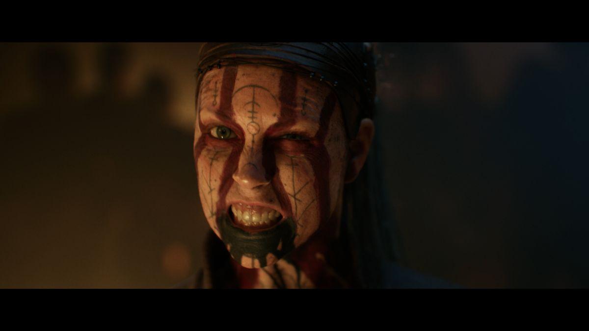 Senua actor drops Hellblade 2 tease in this tweet - Gamesradar