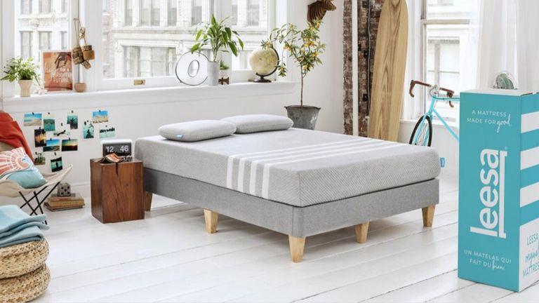 best Leesa mattress discount codes and deals