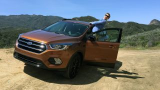 2017 Ford Escape in California