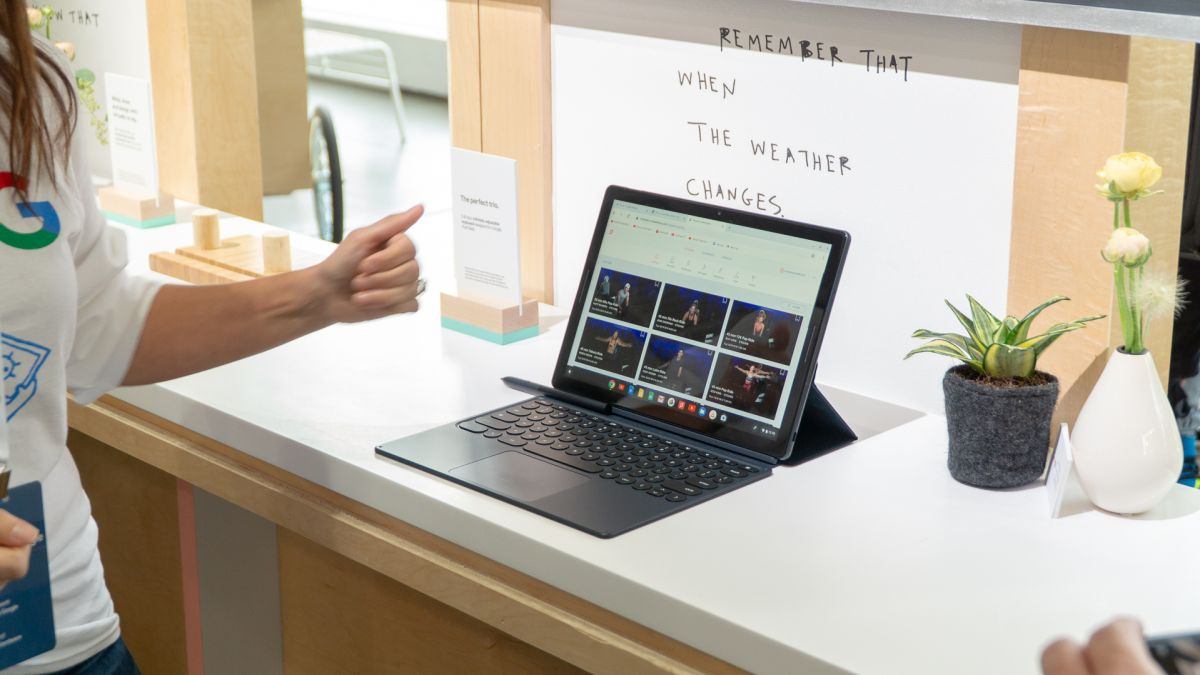 Google Pixel Slate 2: what we want to see