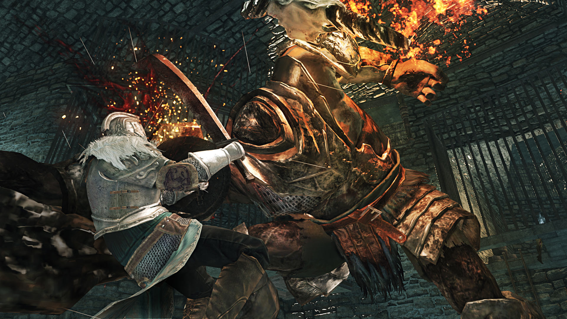 Dark Souls 2 Coming To Ps4 And Xbox One Substantial Improvements