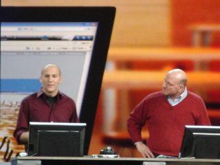 Microsoft keynote
