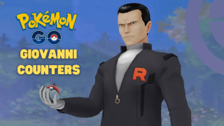 How to beat Giovanni in Pokémon Go: Best counters