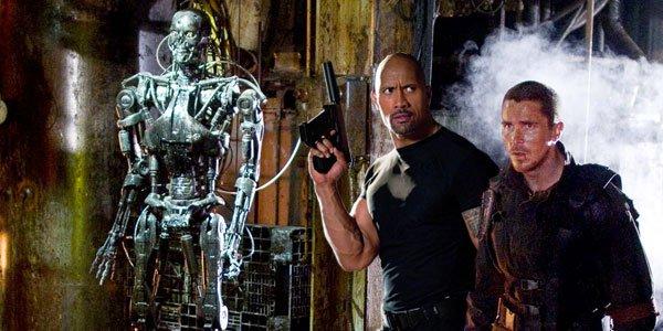 The Rock terminator